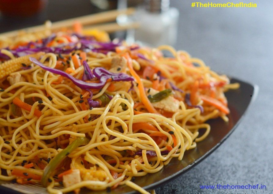 Indochinese Noodles Thehomechefindia Yummy Healthy Food