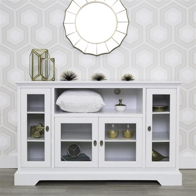 Jane.com   Walker Edison Furniture Company LLC TV Stand U0026 Storage Console /  Free