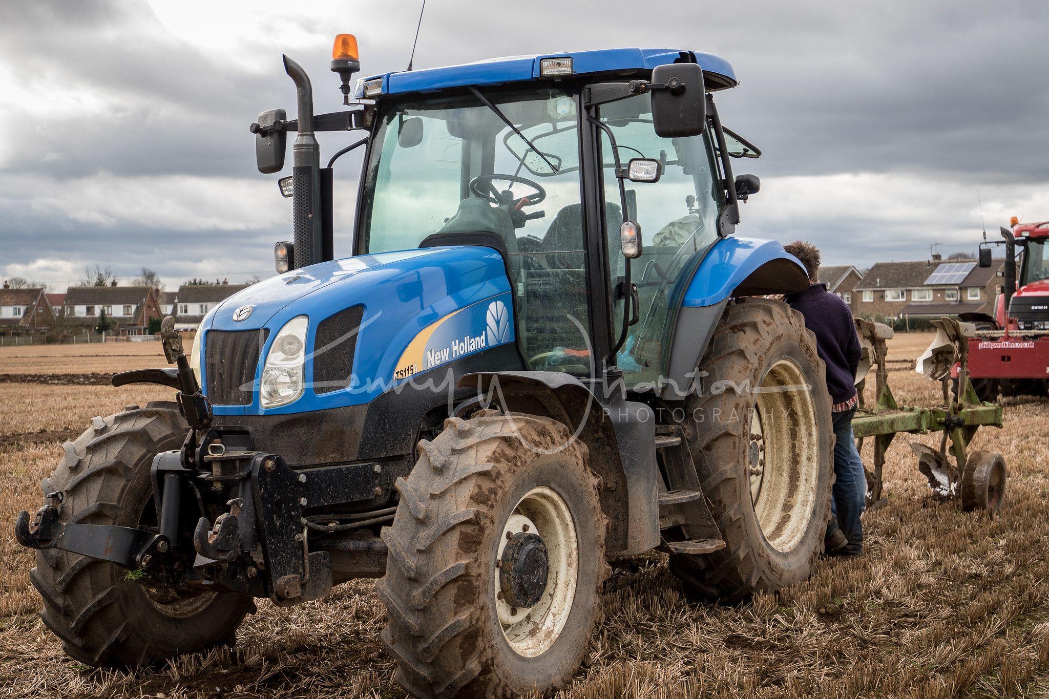 New Holland Ts115a New Holland Tractors Holland