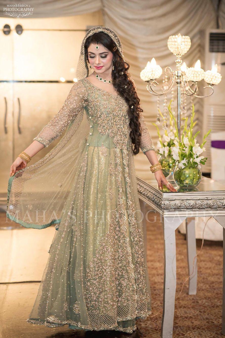 Pakistani couture … Indian wedding dress modern