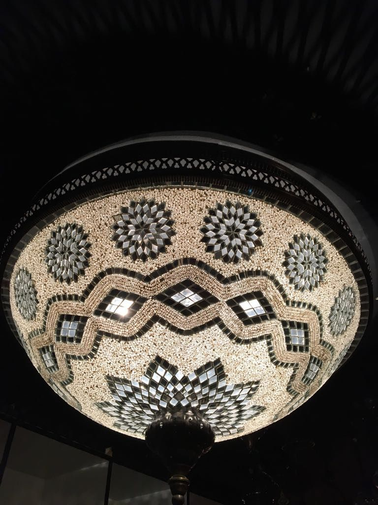 Extra large mosaic flush mount sconce diameter 70 cm 275 extra large mosaic flush mount sconce diameter 70 cm 275 arubaitofo Choice Image