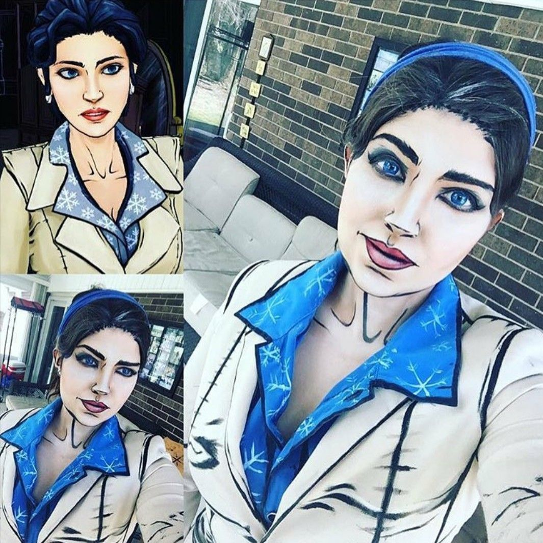 Snow white costume Wolf Among Us The wolf among us
