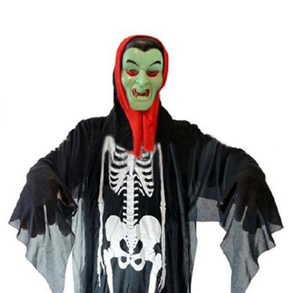 Halloween Costume Party Supplies Luminous Vampire Mask Halloween
