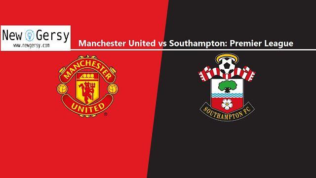 Newgersy Com Manchester United Vs Southampton Premier League Prediction Official Manchester United Website Manchester United Manchester United Premier League