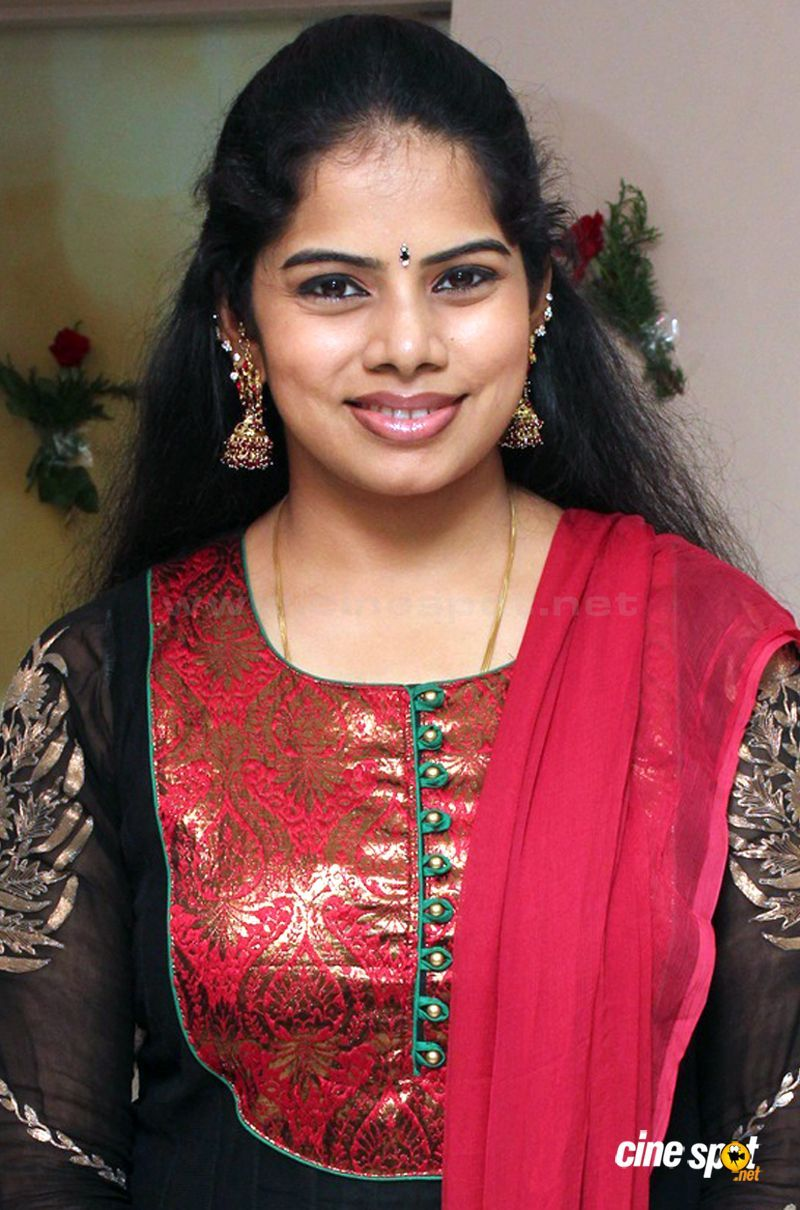 Actress Deepa Venkat