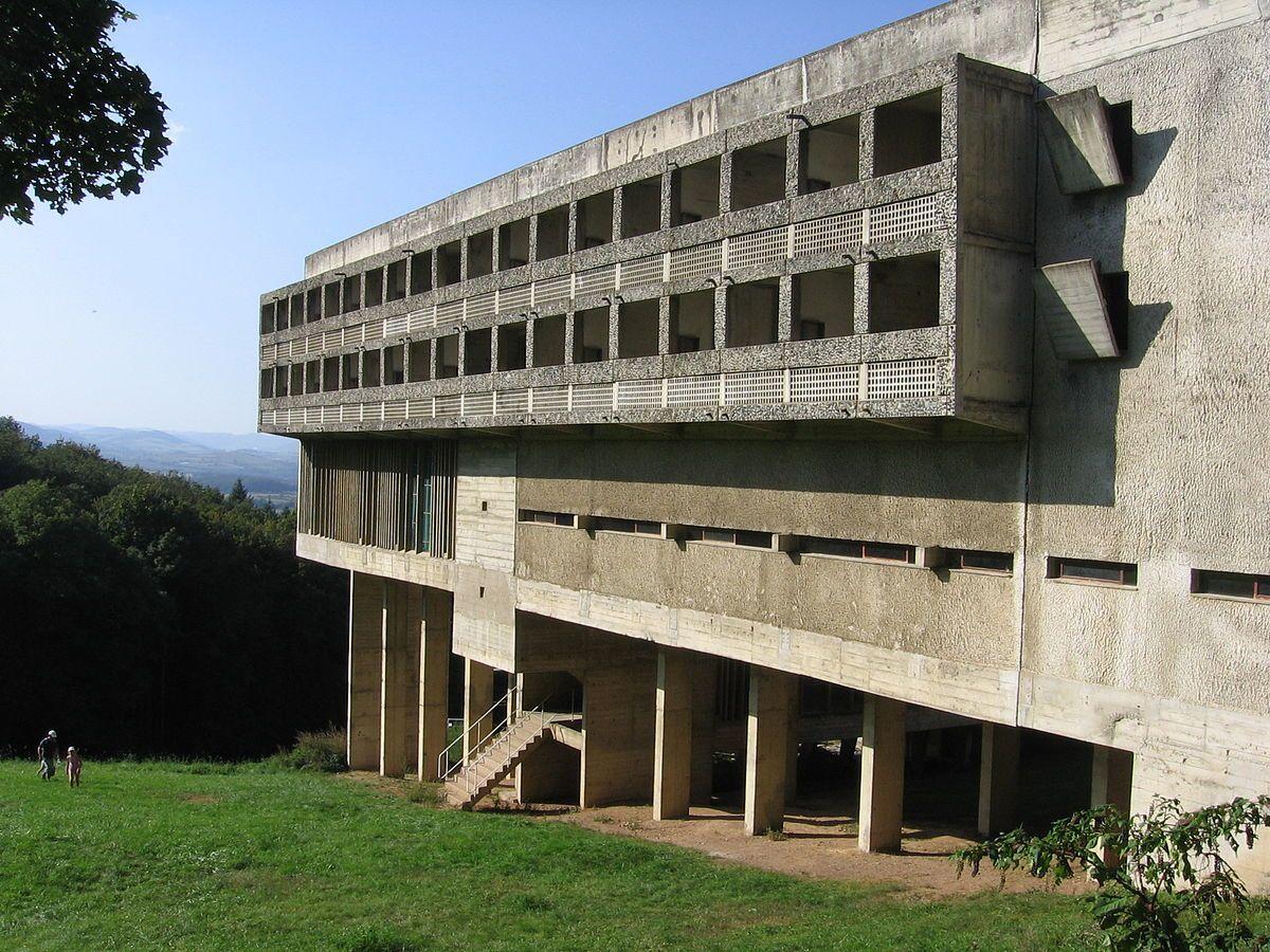 Couvent Sainte Marie De La Tourette Wikipedia Couvent De La