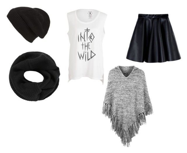 """""""Christmas"""" by jess1infinity ❤ liked on Polyvore featuring Phase 3, MSGM, Feather 4 Arrow and Topshop"""