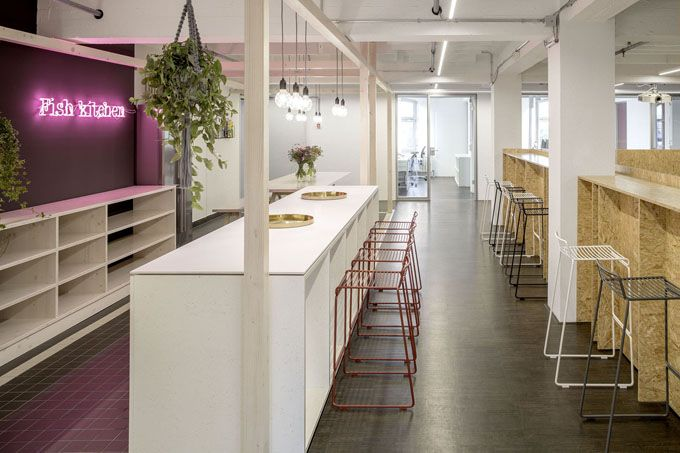 Beautiful Germany   Berlin   Interior Architecture   Innenarchitektur   Design    Office   Büro   Media