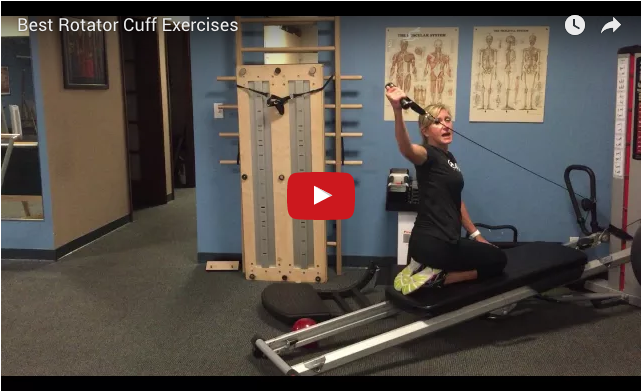 Best Exercises For Rotator Cuff Total Gym Pulse Total Gym Rotator Cuff Exercises Total Gym Workouts