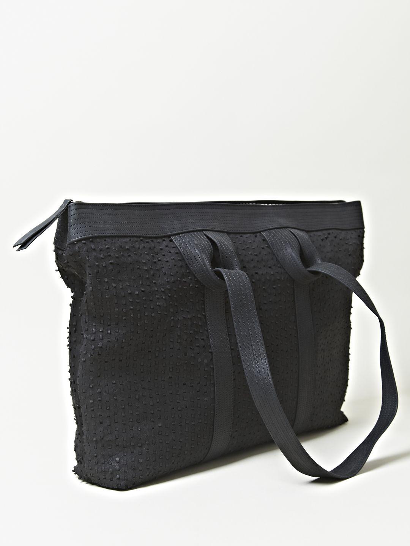 Damir Doma Women's Bagneto Leather Tote Bag   LN-CC