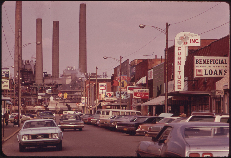 South Charleston, West Virginia 1973 South charleston