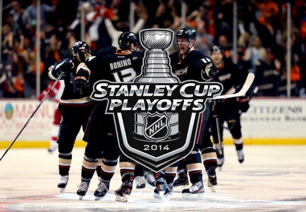 Stanley Cup Playoffs 2014 Anaheim ducks hockey, Ducks