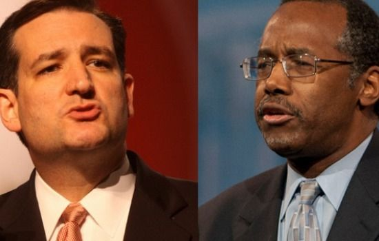 Racist Conservatives Pick Ted Cruz and Ben Carson in Presidential Straw Poll