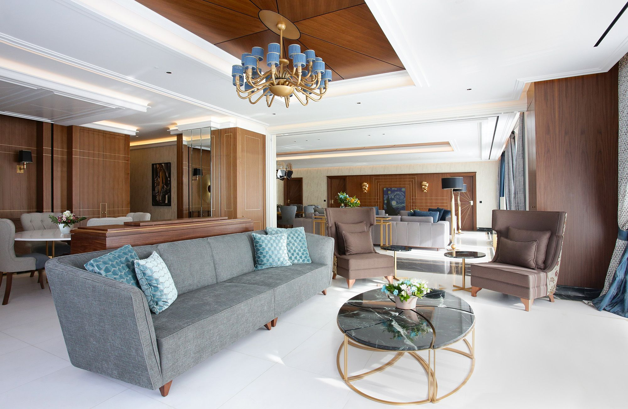 Royal Suite Living Room Wellness Spa Hotel Luxury Suite Hotel Spa