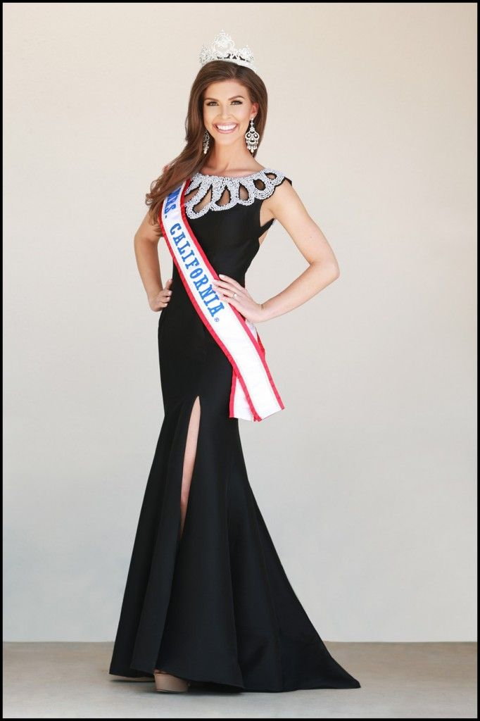 Mrs California America 2014 Evening Gown: HIT or MISS