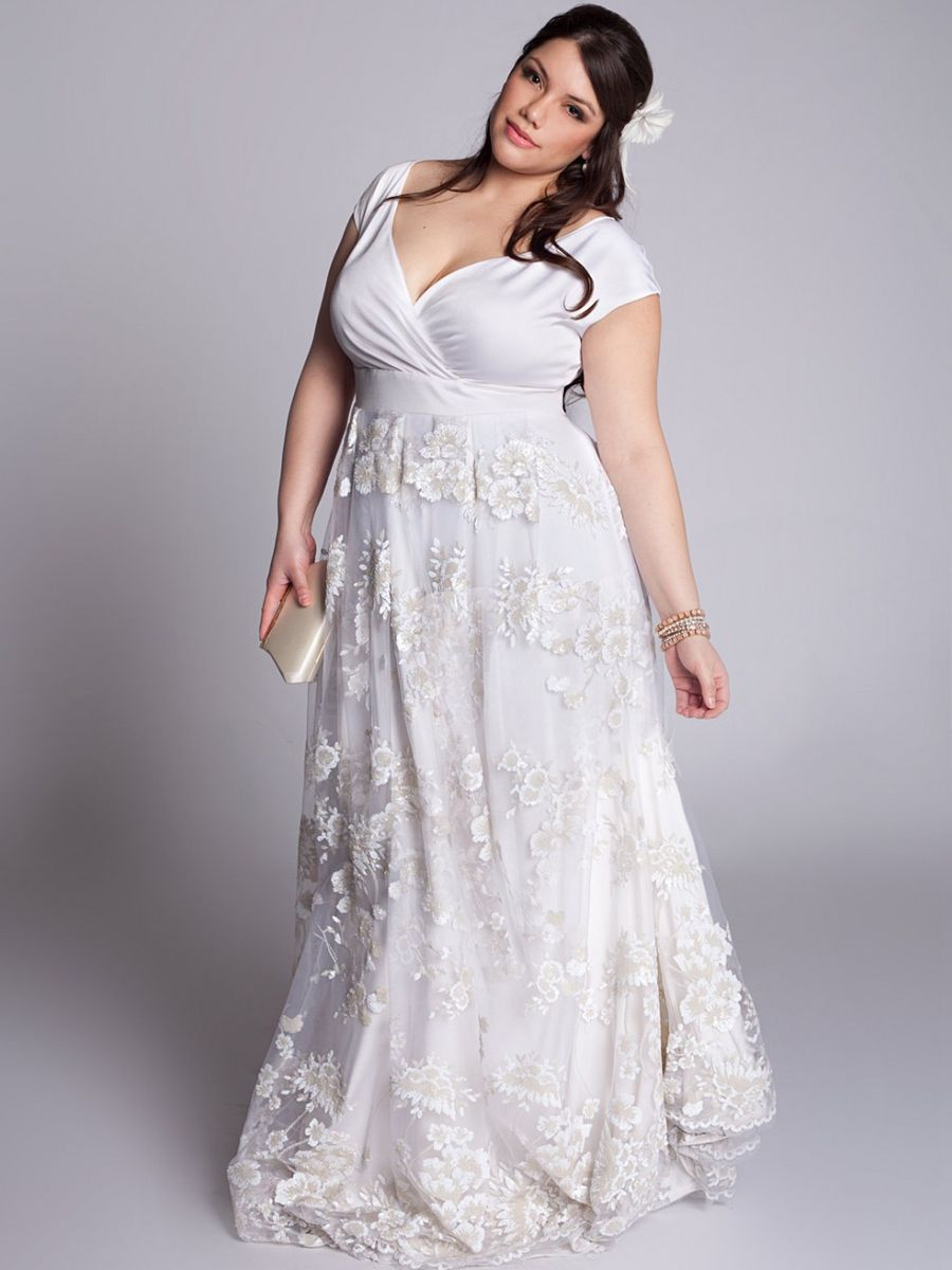 Wedding Plus Size White Lace Dress images of plus size white lace dress fashion trends and models 17 best about the on pinterest wedding