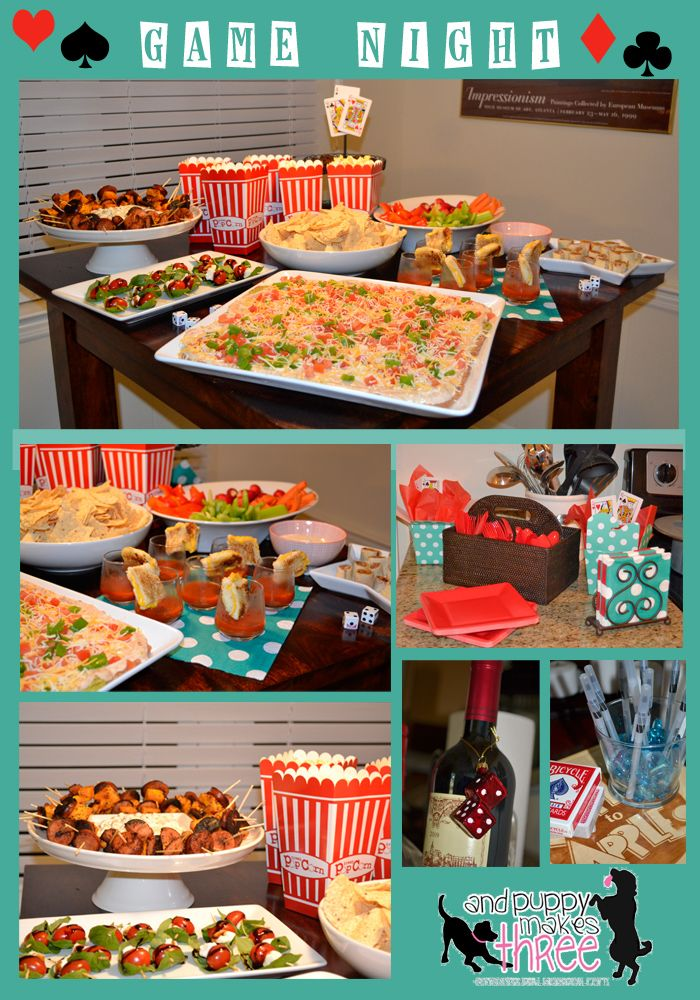 Game Night Must have snacks! http//nintendo.promo.eprize