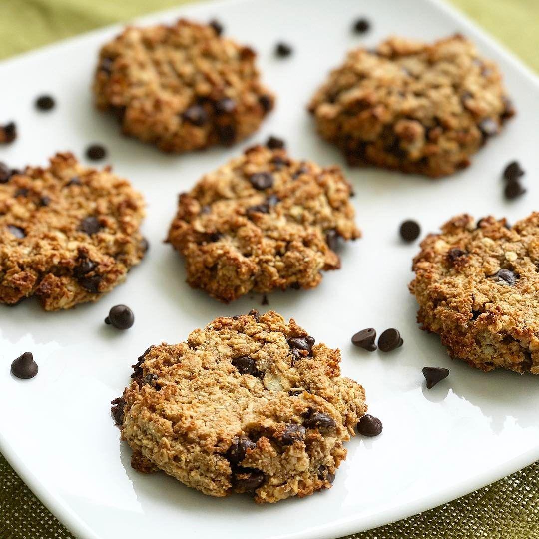 GALLETITAS INTEGRALES CON CHIPS DE CHOCOLATE - being.healthyy