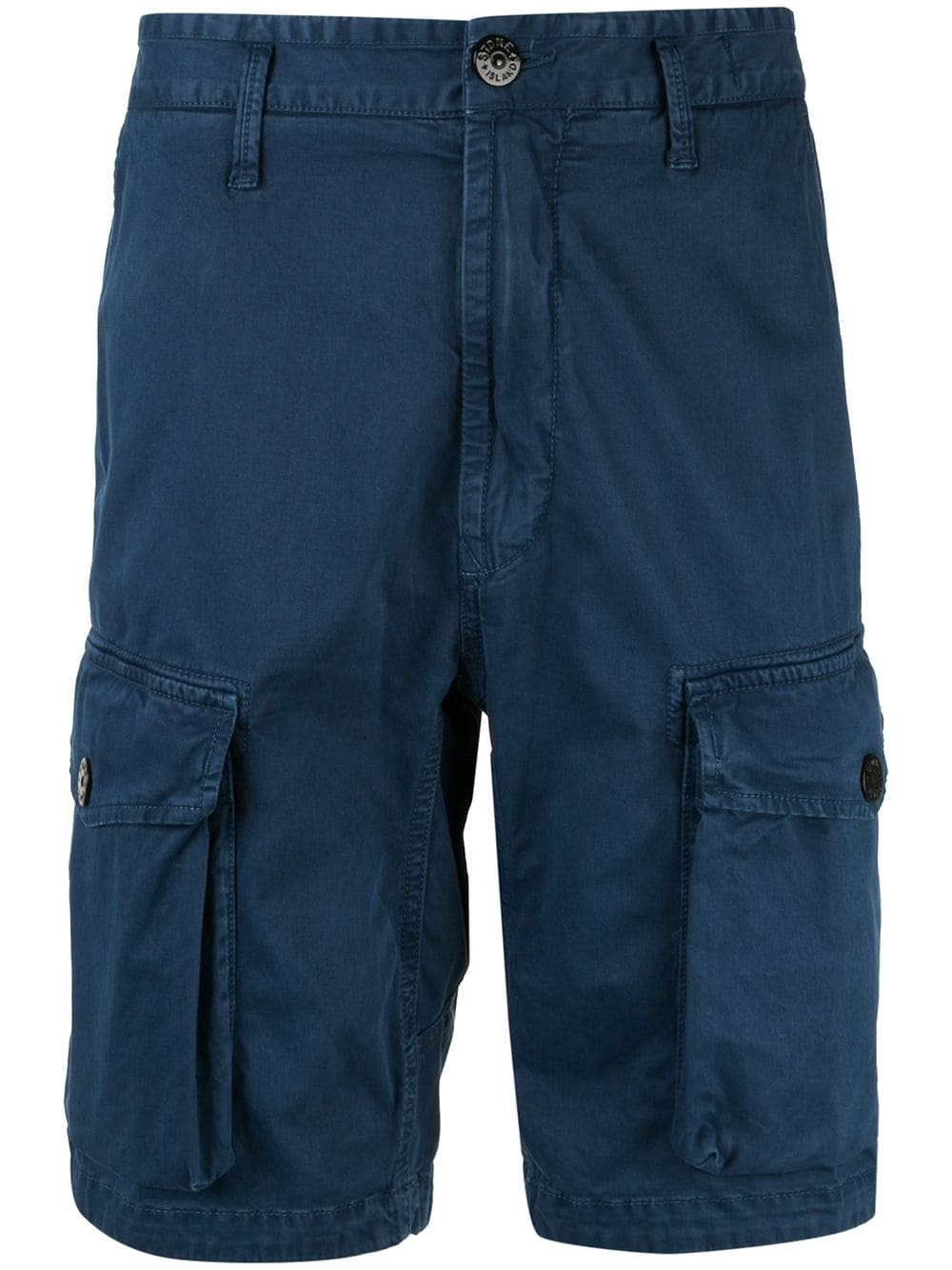 8c3d95a78a Stone Island cargo shorts - Blue in 2019 | Products | Stone island ...