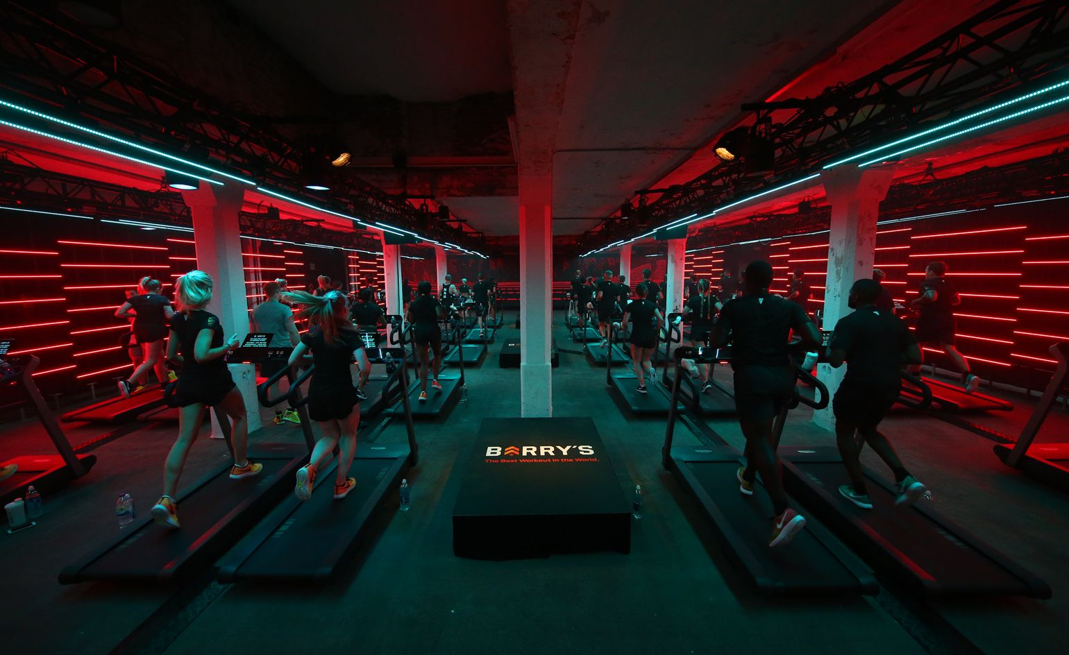 Nike brings immersive fitness spectacular Unlimited You to London