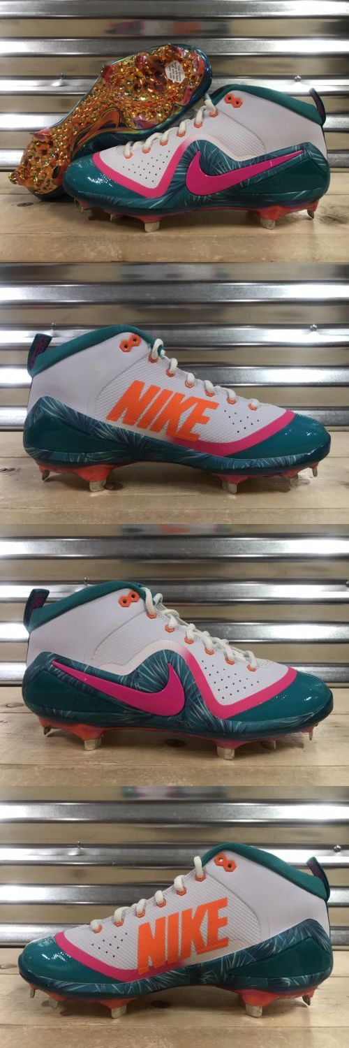 Mens 159059  Nike Zoom Trout 4 Elite Asg Baseball Cleats South Beach Miami  Sz (917921-163) -  BUY IT NOW ONLY   59.49 on  eBay  trout  e… d78c7e96c9e