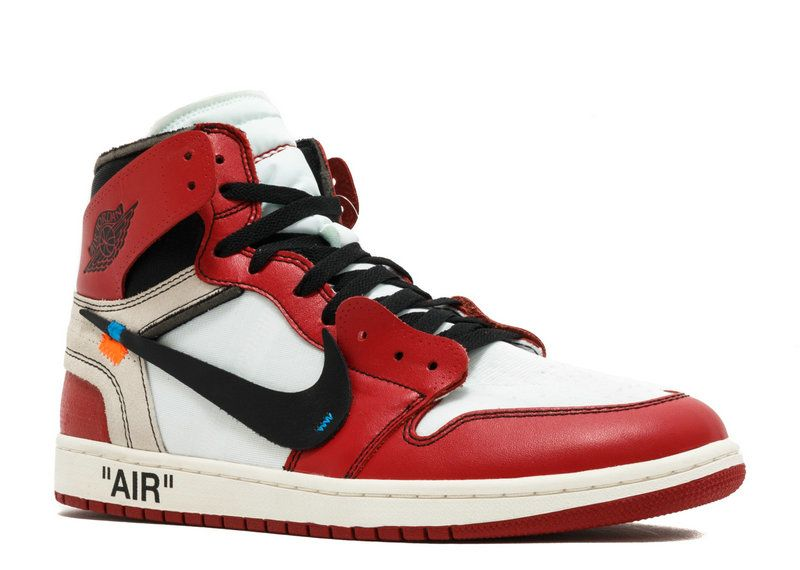 Cheapest And Latest Spring Summer 2018 Really Cheap Authentic THE 10 AIR  JORDAN 1 OFF WHITE b455074455