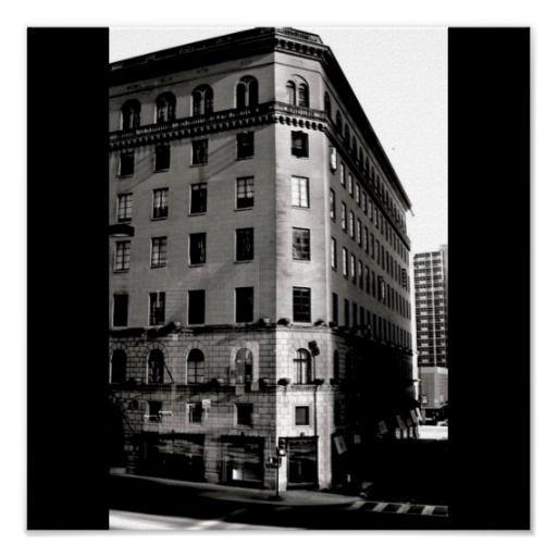 Poster-Vintage Dallas Photography-25 (Titche Goettinger building)