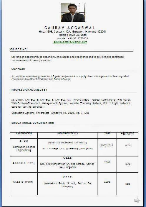 cv examples personal statement Sample Template Example ofExcellent - business profile format in word