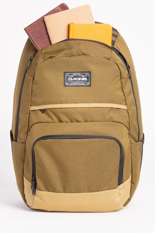 6b85ee80b01 Dakine Campus DLX 33L - Tamarindo Backpack - A recent upgrade of Dakine's  iconic campus rucks