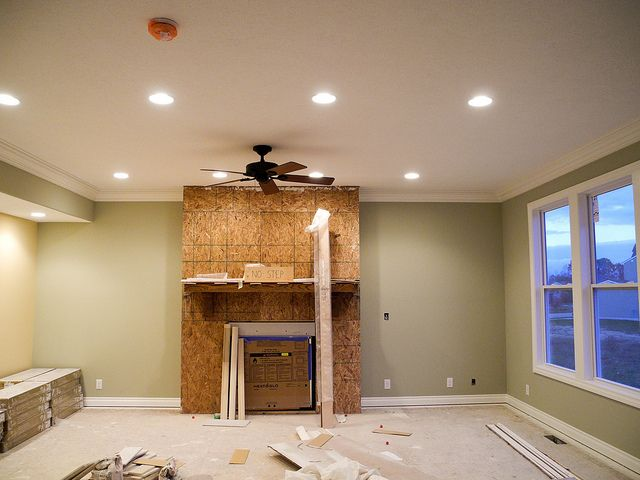 Recessed Light For Living Room Design Lighting In