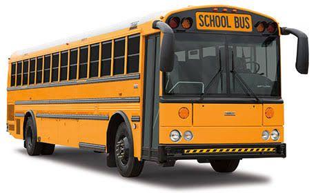 Thomas Built Saf T Liner Hdx School Bus Train Pinterest School