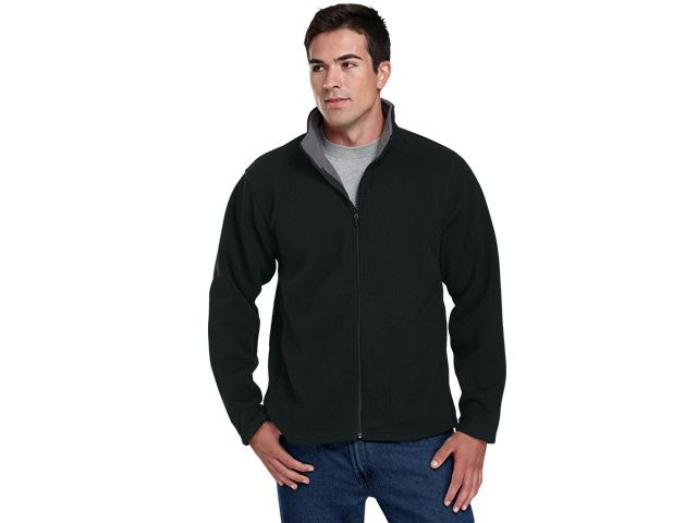 Contemporary Full Zip Fleece Jacket at Mens Sweaters | Ignition ...