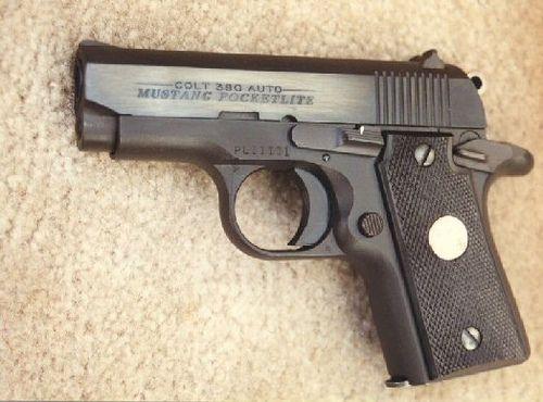 Colt Mustang | Gun Wiki | Fandom powered by Wikia