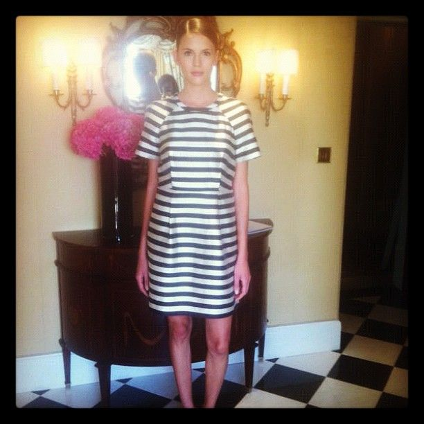from Whistles SS13 London Fashion Week at The Savoy
