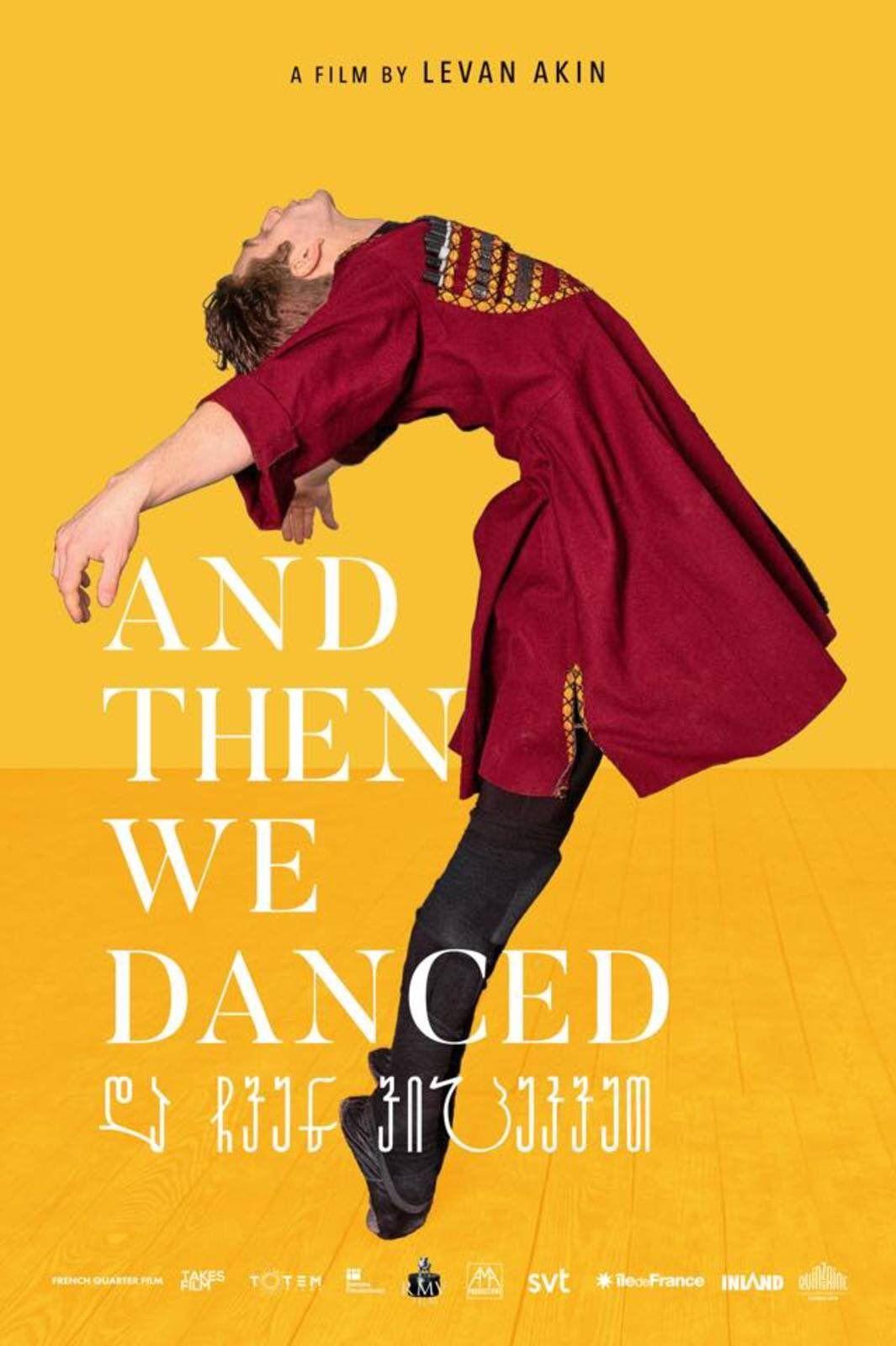 And Then We Danced 2019 De Levan Akin Film Izleme Kitap