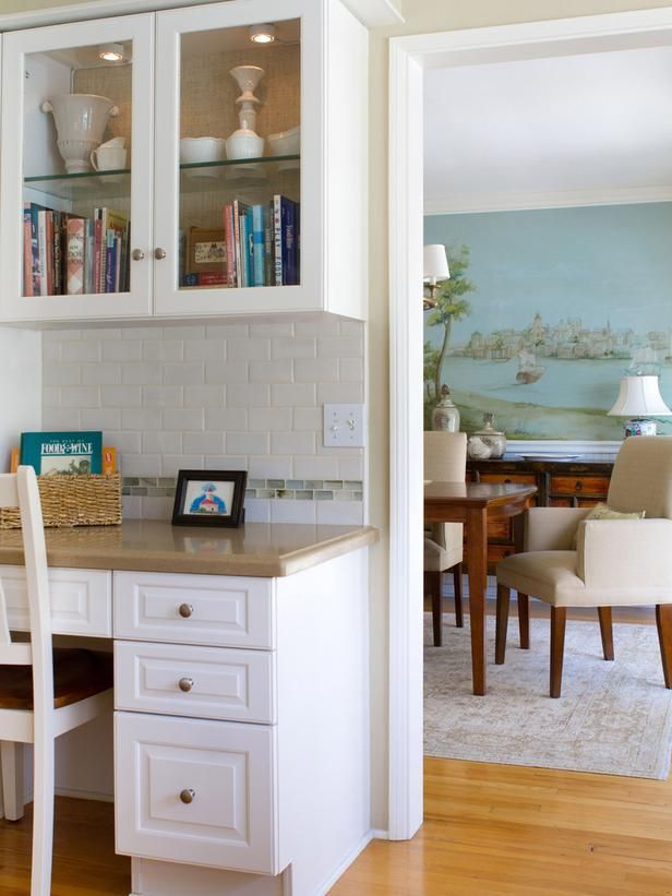 10 Bookshelf Decorating Ideas And Styling Tips. Kitchen Command CentersKitchen  DesksIn ...