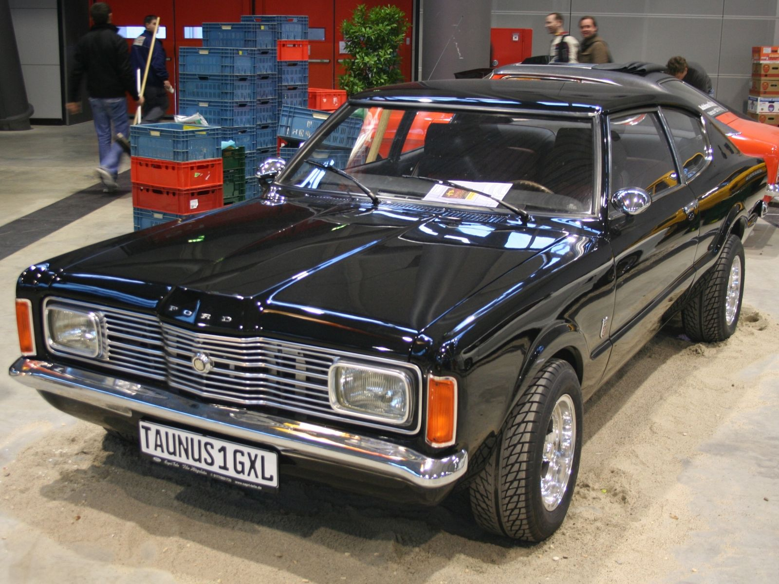 Ford Taunus Taunus Ford Oldtimer Klassische Autos