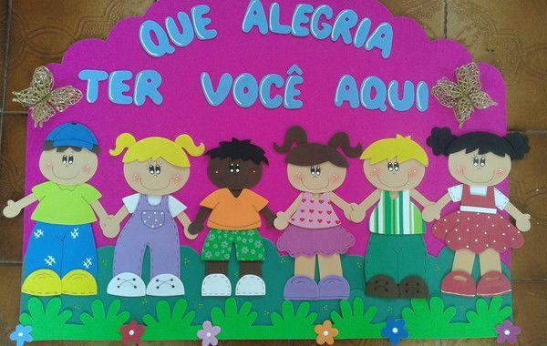 Cartaz Escolar Bem Vindos No Elo7 Artes E Mimos Jaine 8aee5b