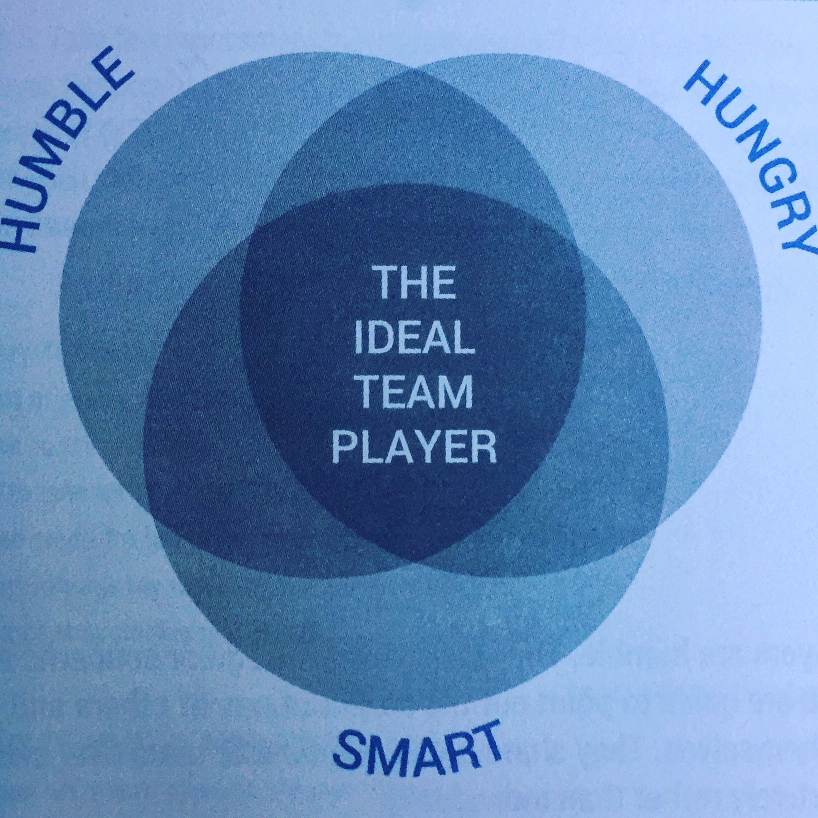 Structure Of Ideal Team Player By Patrick Lencioni