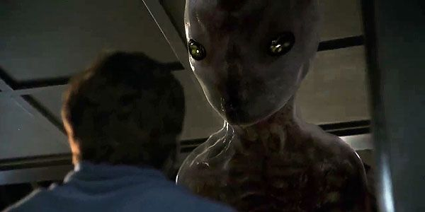 Dream Catcher The Movie This Is The Good Alien From Dream Catcherit Helps The Human I