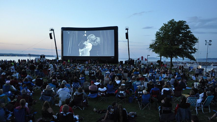 A Perfect Tcff Schedule For The Person Traverse City Festival Film