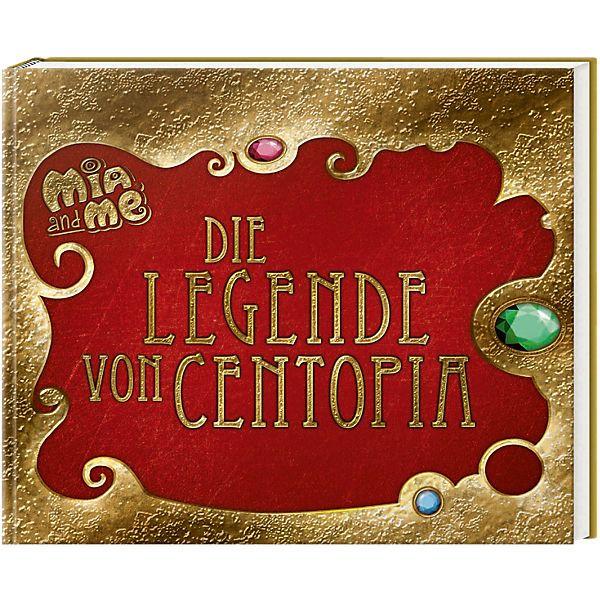 Alle Mia Fans Kennen Dieses Buch Wenn Mias Armreif Aufleuchtet Und Centopia Ruft Schlagt Sie Einen Dicken Verzierten Band Auf Und Erfahrt Darin Wie D Cumple