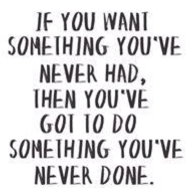 How true. Do something different! This is different! See how at: http://chetcal.igniteinc.biz If it were anything else, I wouldn't be doing it! Neither would you!