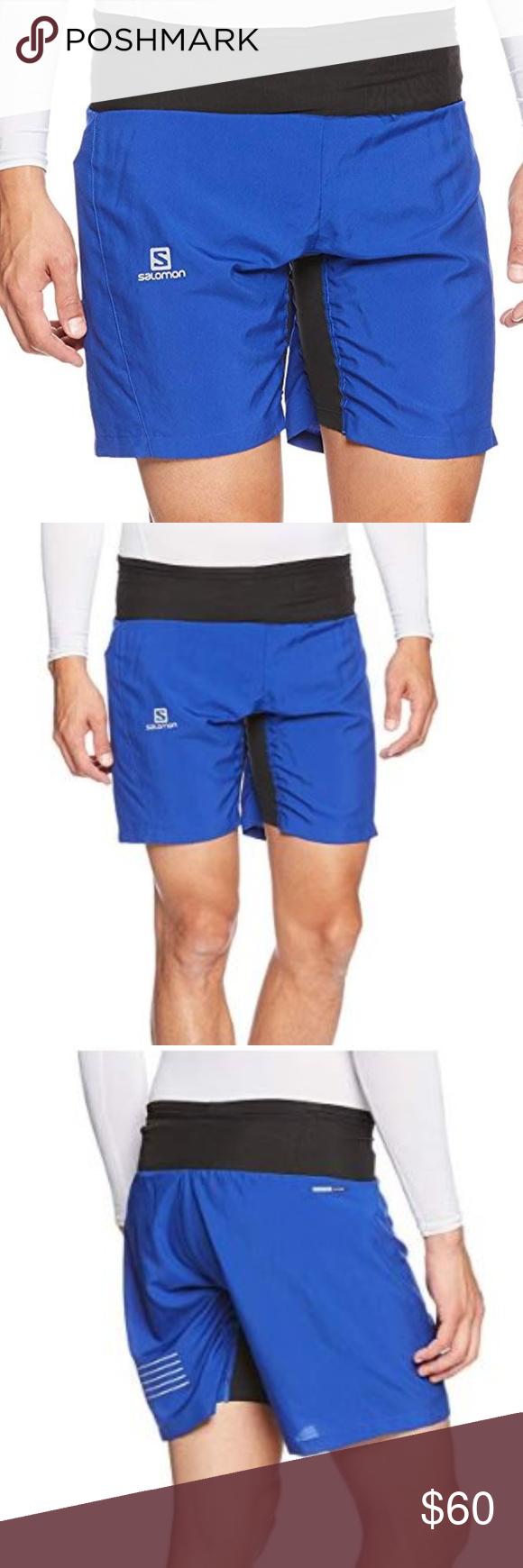 Großhandelsverkauf damen Turnschuhe für billige Salomon Trail Runner Men's Twinskin Short, M New without ...