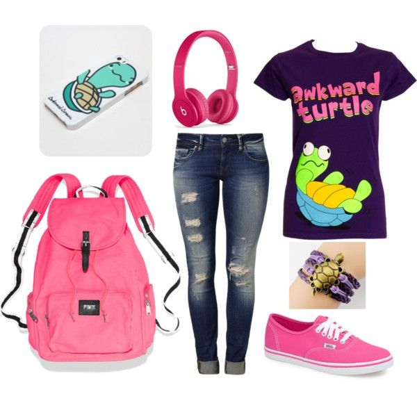 """""""Turtle"""" by nachognat on Polyvore"""