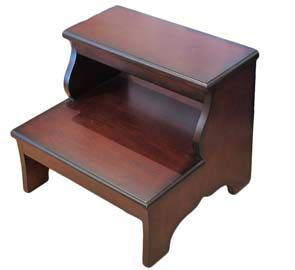 Cherry Step Stool. Love for the bedrooms and perhaps library or any shelves.  sc 1 st  Pinterest & Cherry Step Stool. Love for the bedrooms and perhaps library or ... islam-shia.org
