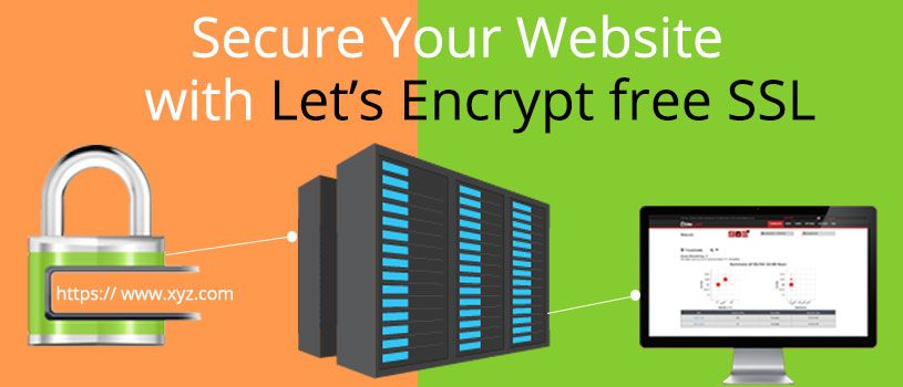 Secure your website with Let's Encrypt free SSL