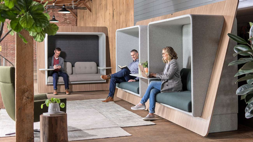 Ofs Leanto Lounge Product Office Design Leanto Coworking Office