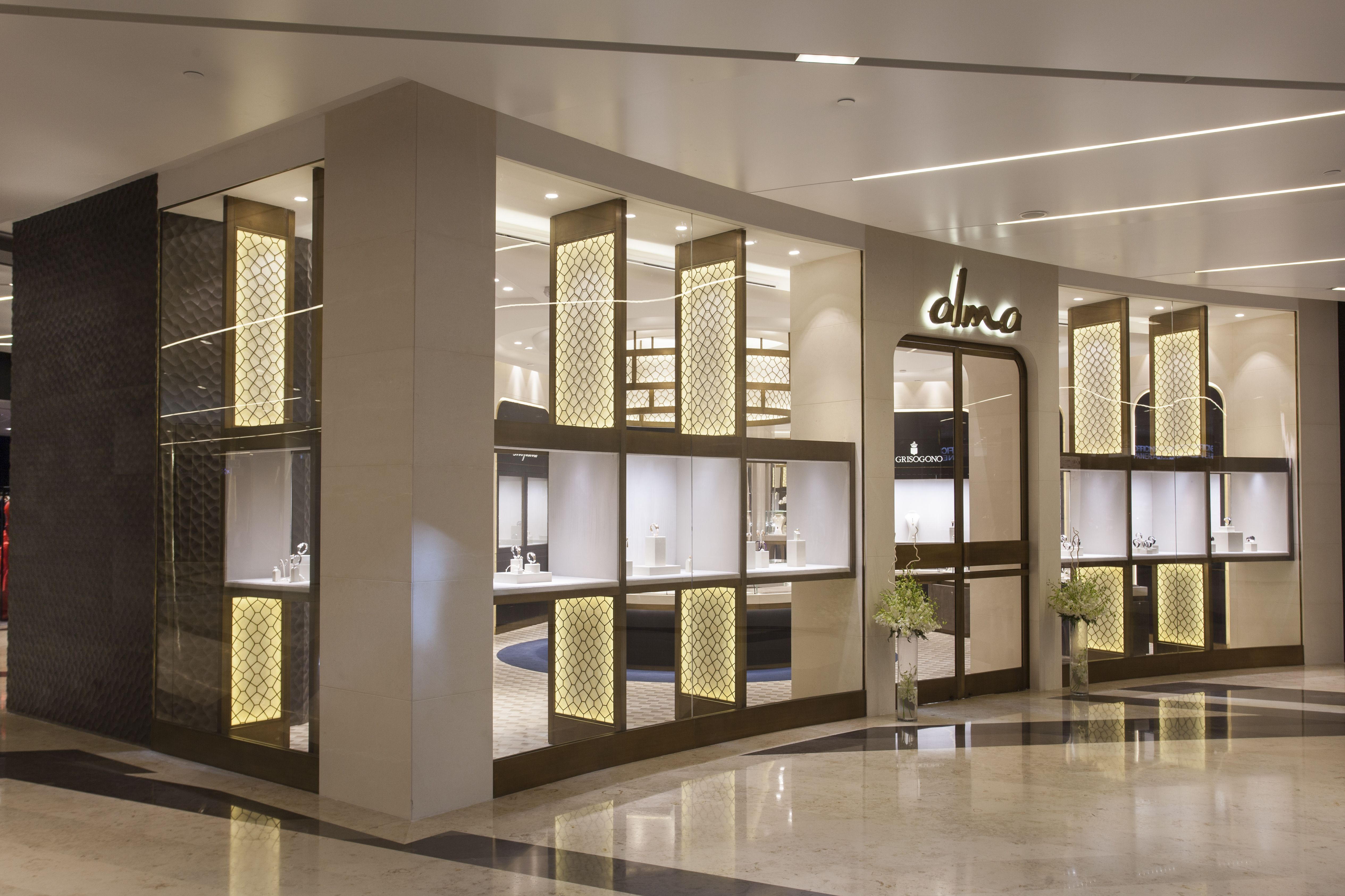 ALMA in AL Hamra - Kuwait Designed and Built by Dfineline Interior