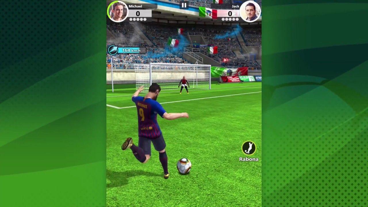 Football Strike Trailer game for Android Football strike